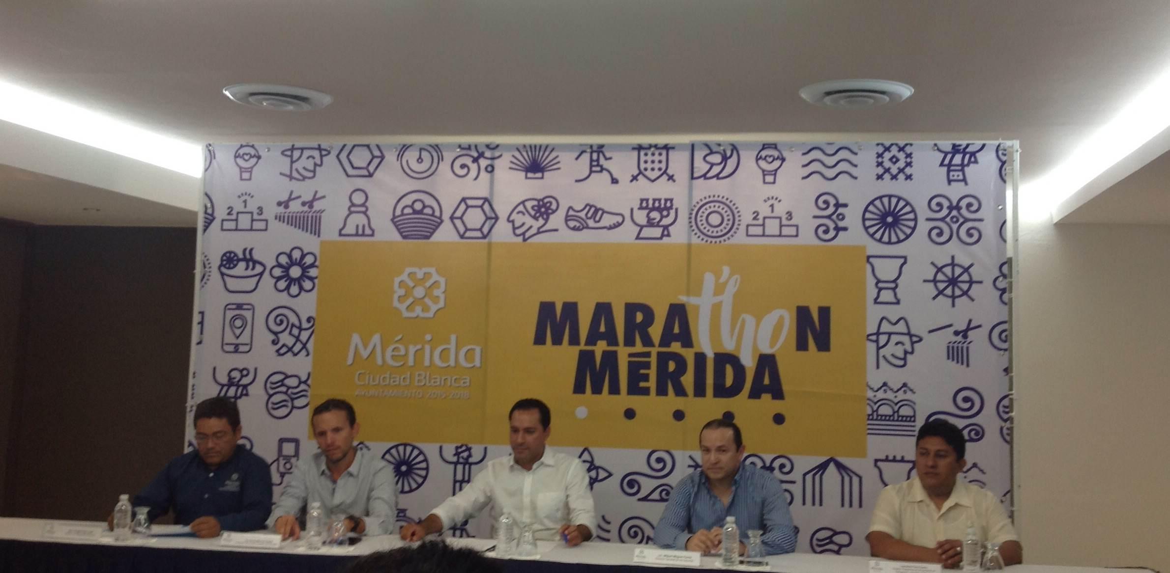 Maratón de Mérida 2017, fiesta de identidad