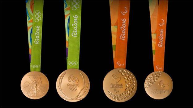 Cuánto vale una medalla de oro