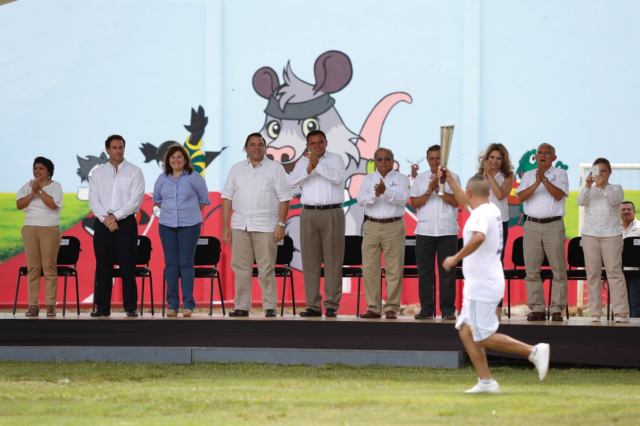 Reos en Mérida tendrán Olimpiadas de la Paz
