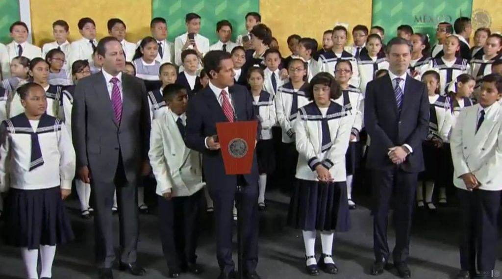 Suspende EPN diálogo hasta regreso a aulas