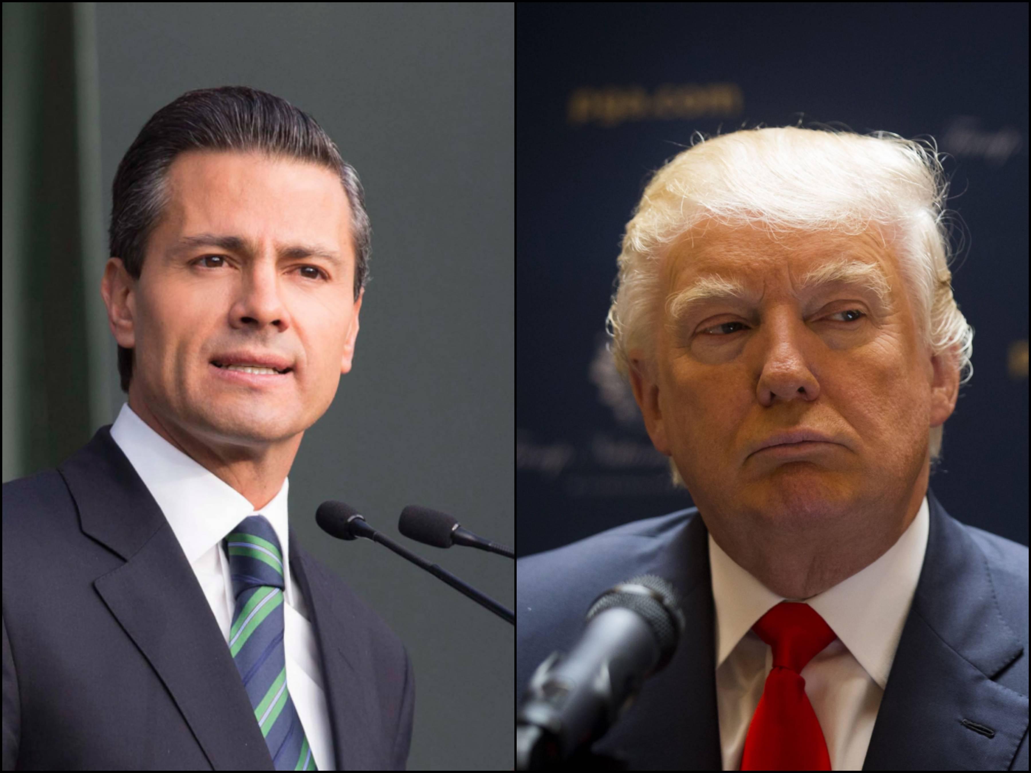 Peña Nieto cancela reunión con Trump