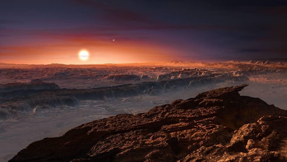 Descubren planeta potencialmente habitable cerca de sistema solar