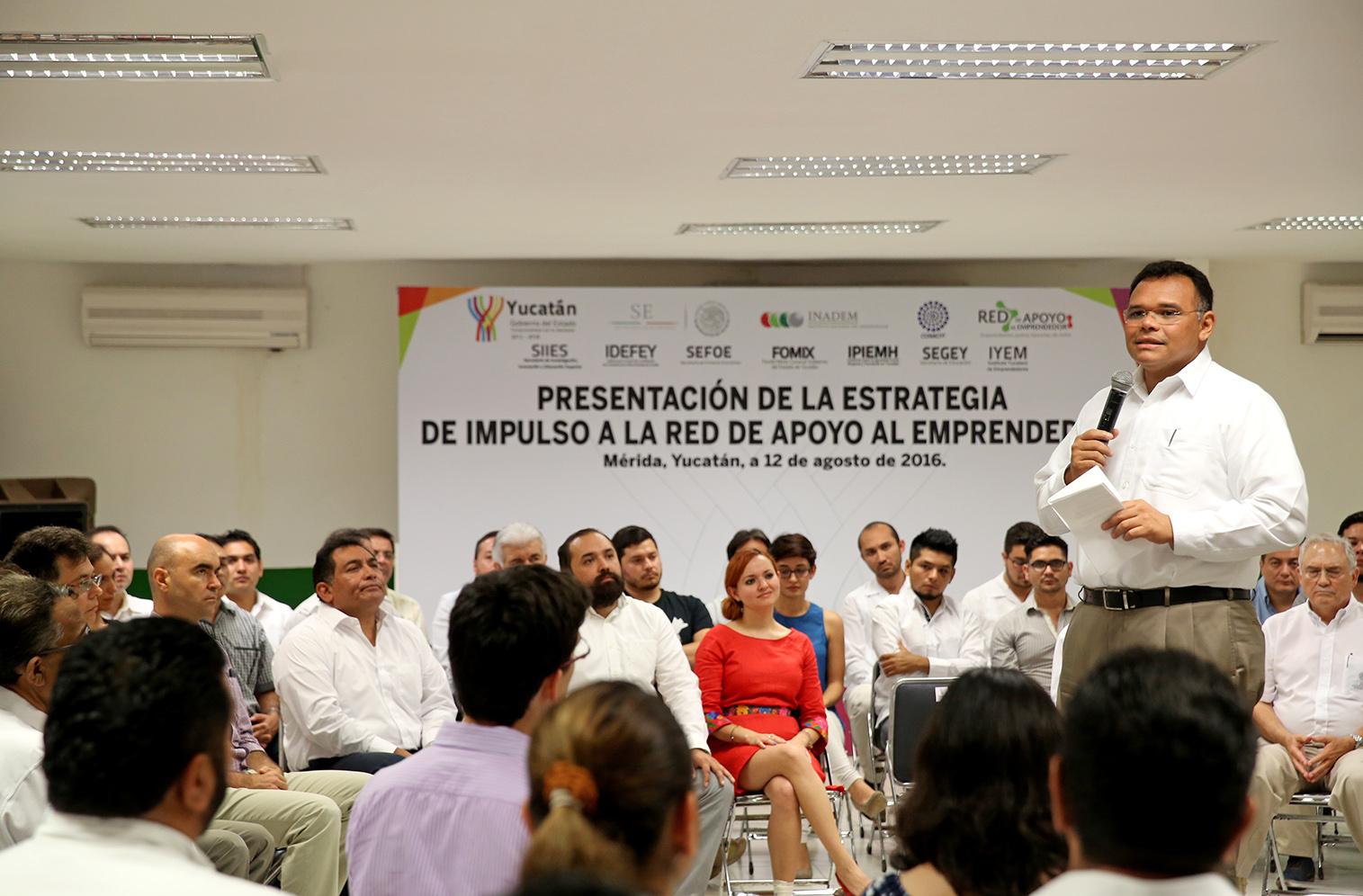 Tendrá Yucatán Hub de Emprendedores