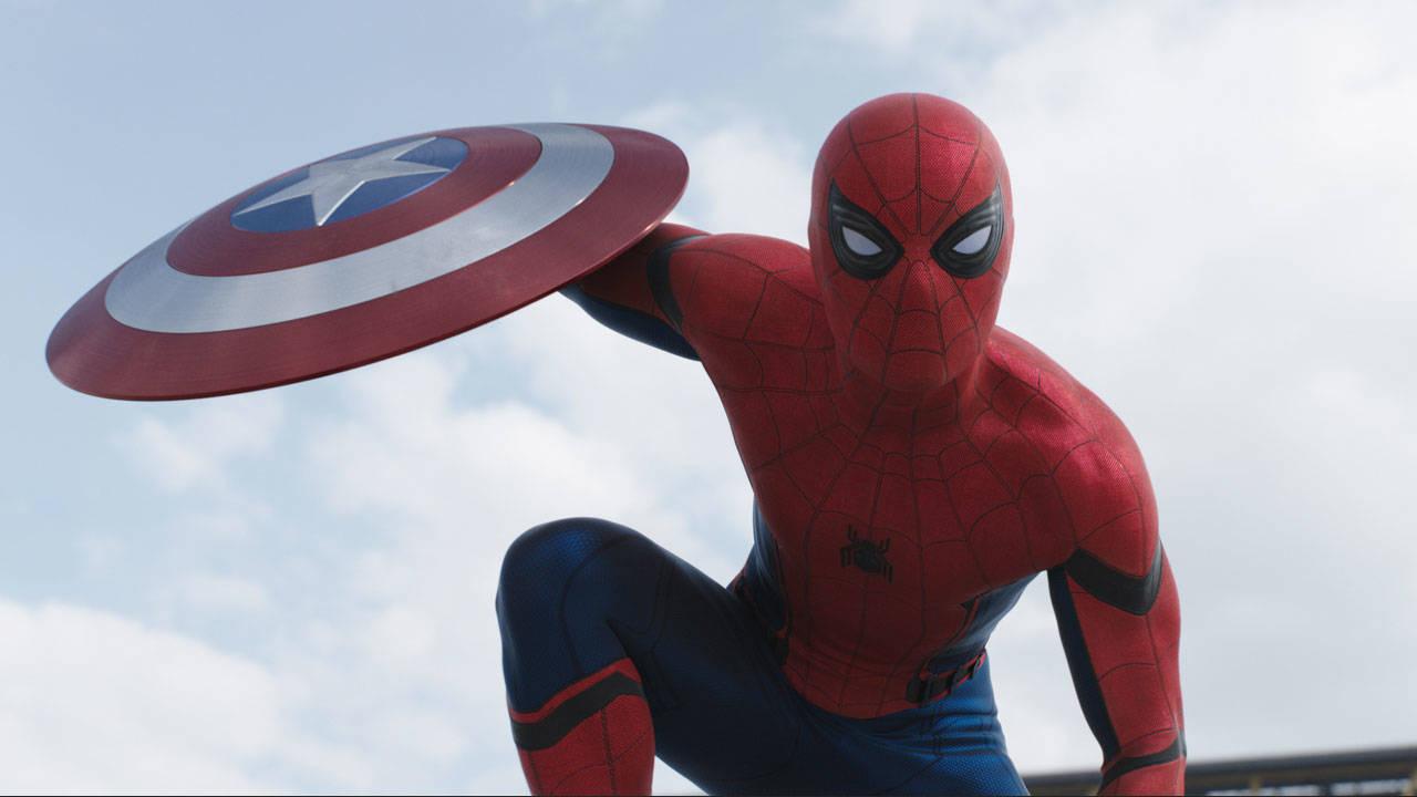 Revelan detalles del nuevo traje de Spider-Man