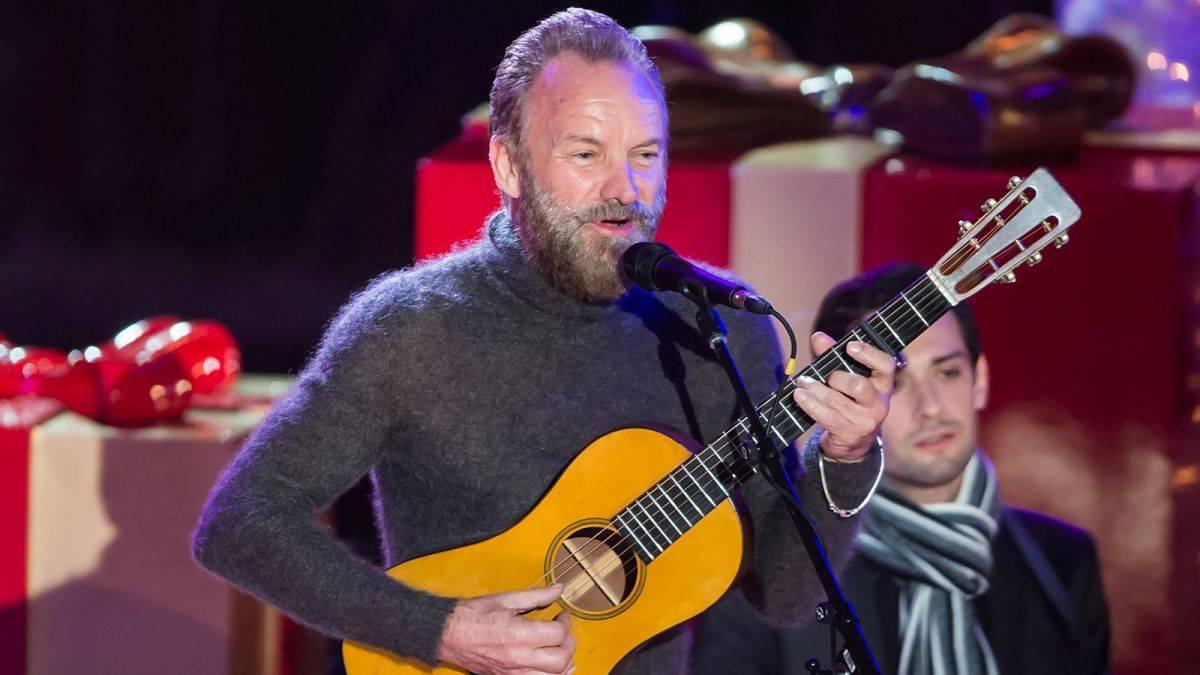 Sting se inspira de la muerte y cambio climático en nuevo disco