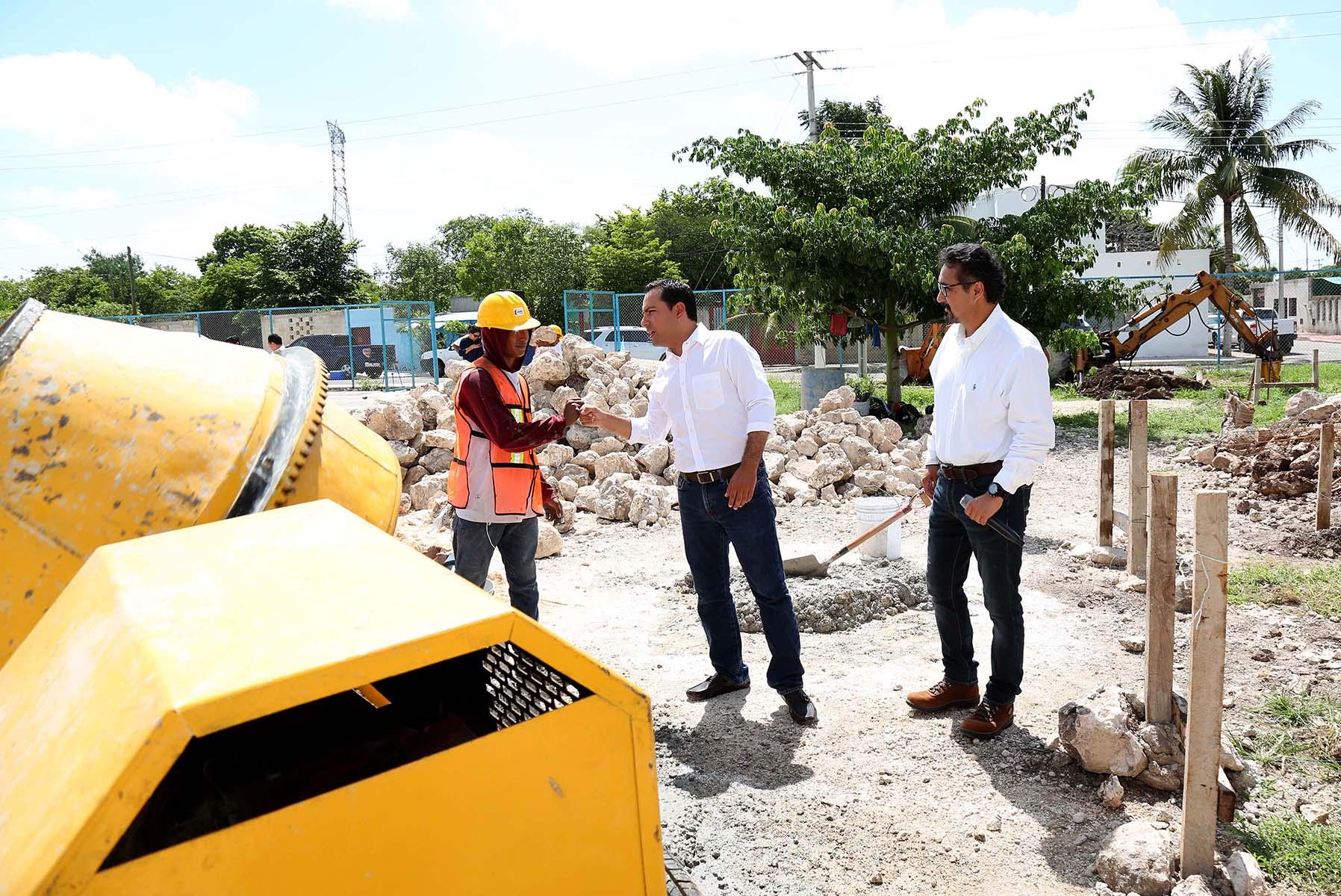 Proyecta Mérida 'inversión histórica' este año
