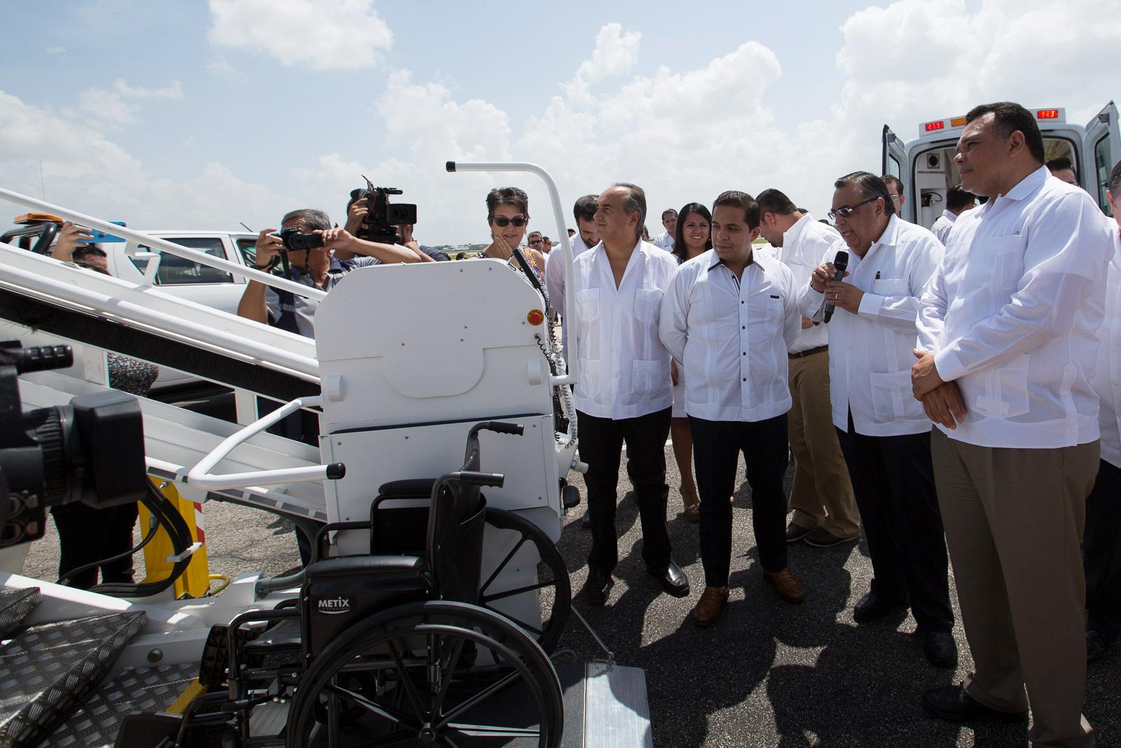Repunta flujo de pasajeros por vía aérea a Yucatán