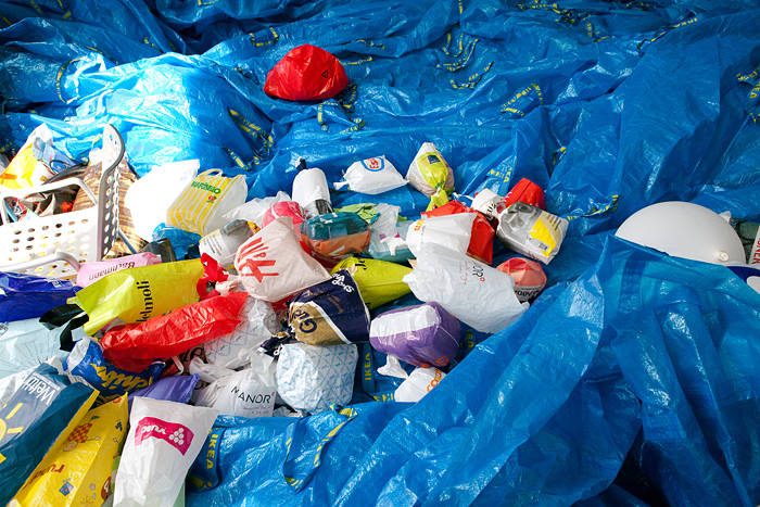 Mexicanos descubren hongo que degrada plástico en 60 horas
