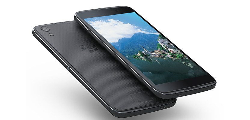 Presenta BlackBerry su último teléfono