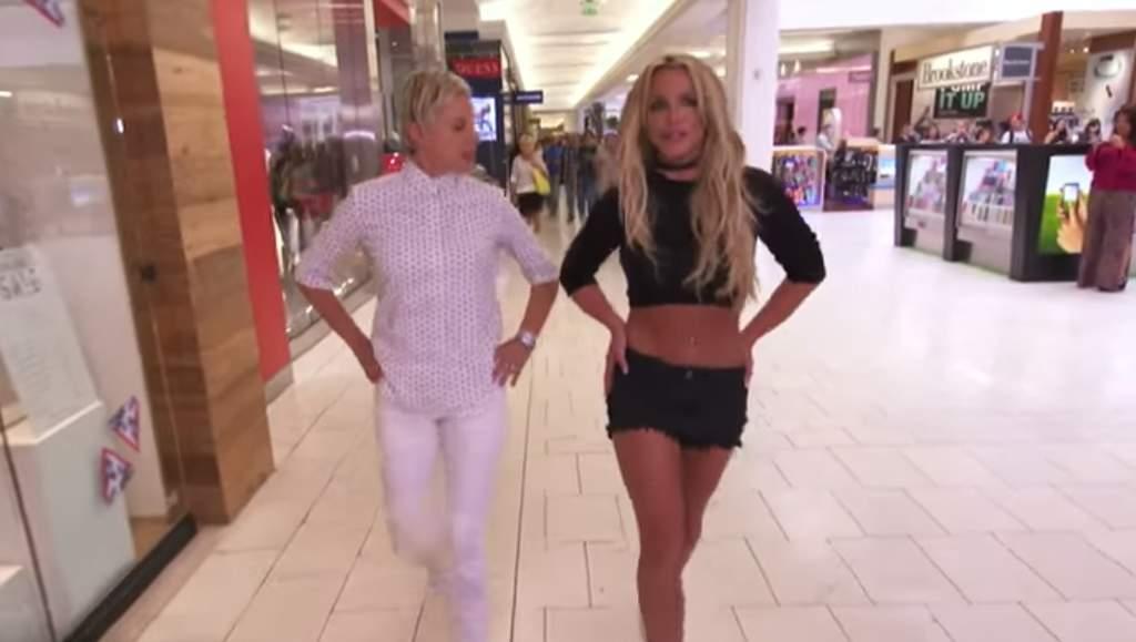 Britney Spears se vuelve a 'portar mal'