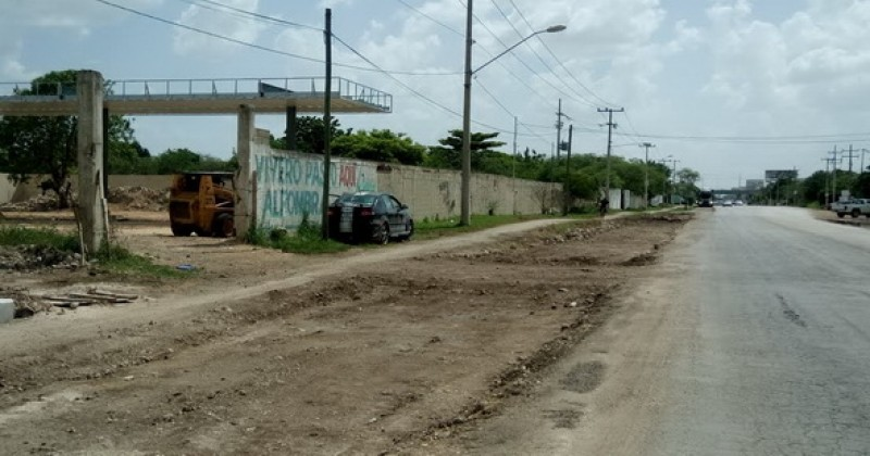 Pueblo de Cholul pide ser escuchado sobre destino de Ciclovía