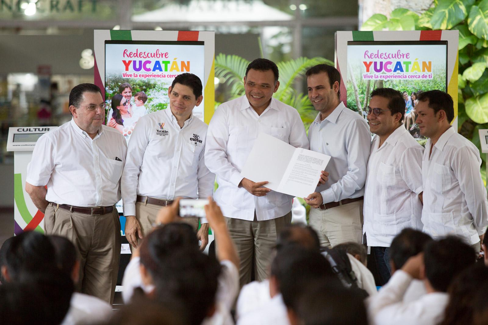 Activan internet gratuito en paradores turísticos de Yucatán