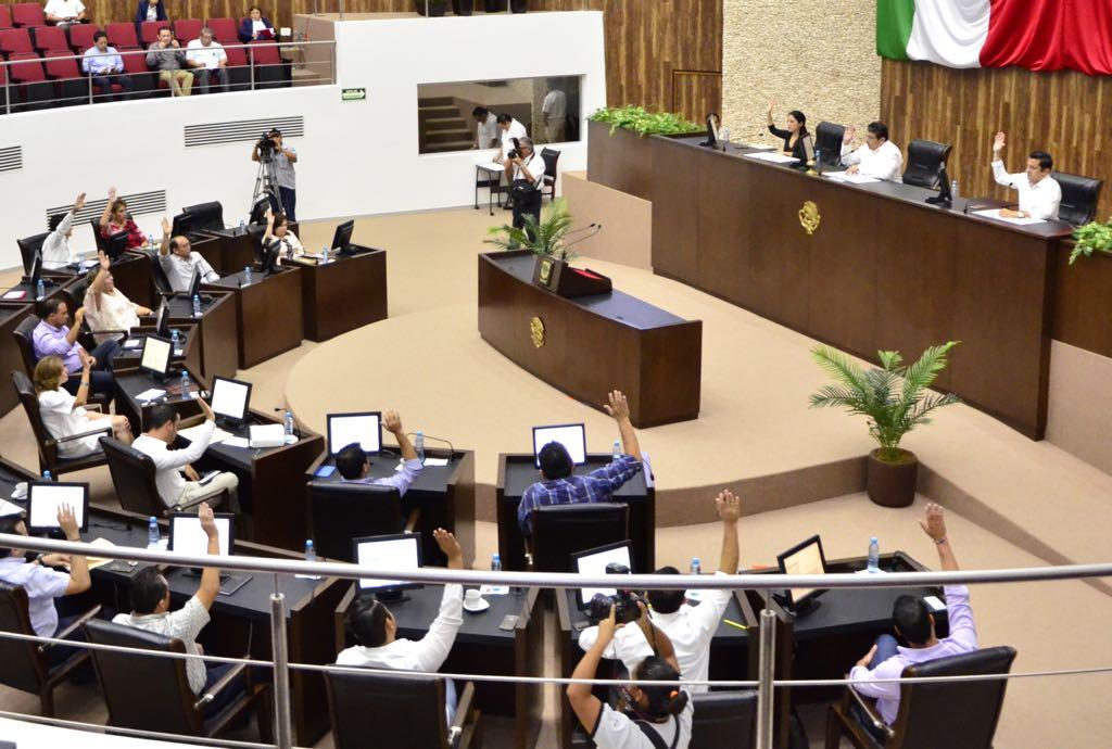 Lista Comisión Especial Plural para caso Tekax