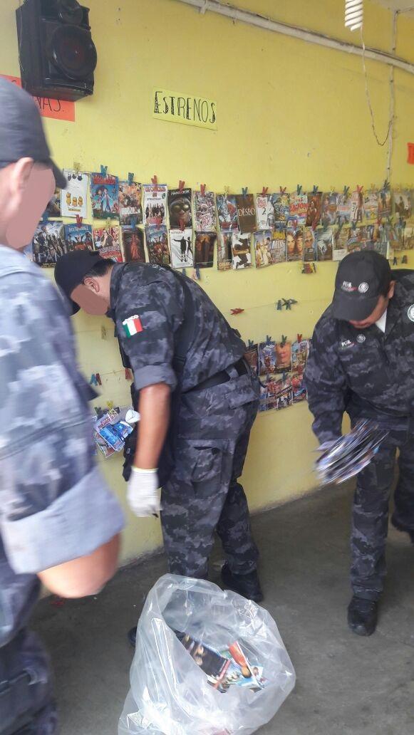 Aseguran más de 17 mil piezas apócrifas en Yucatán