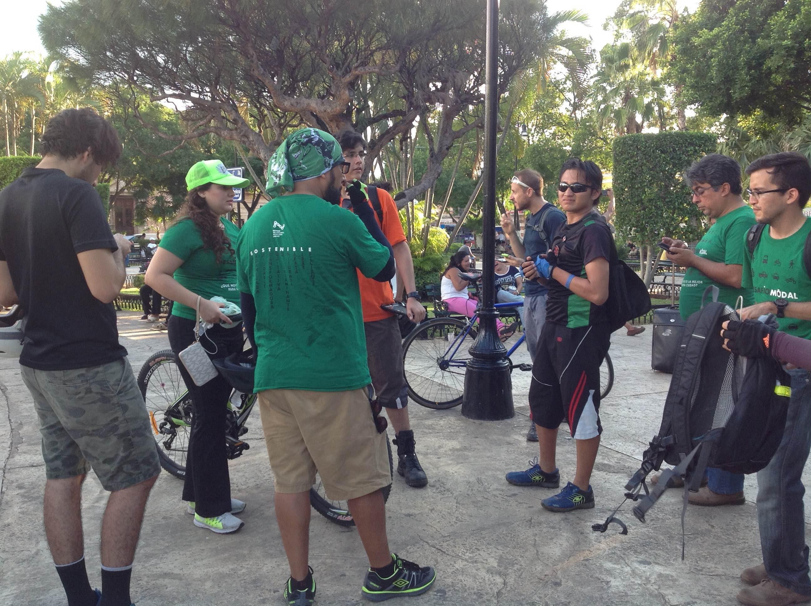 Movilidad urbana en Mérida contra el tiempo