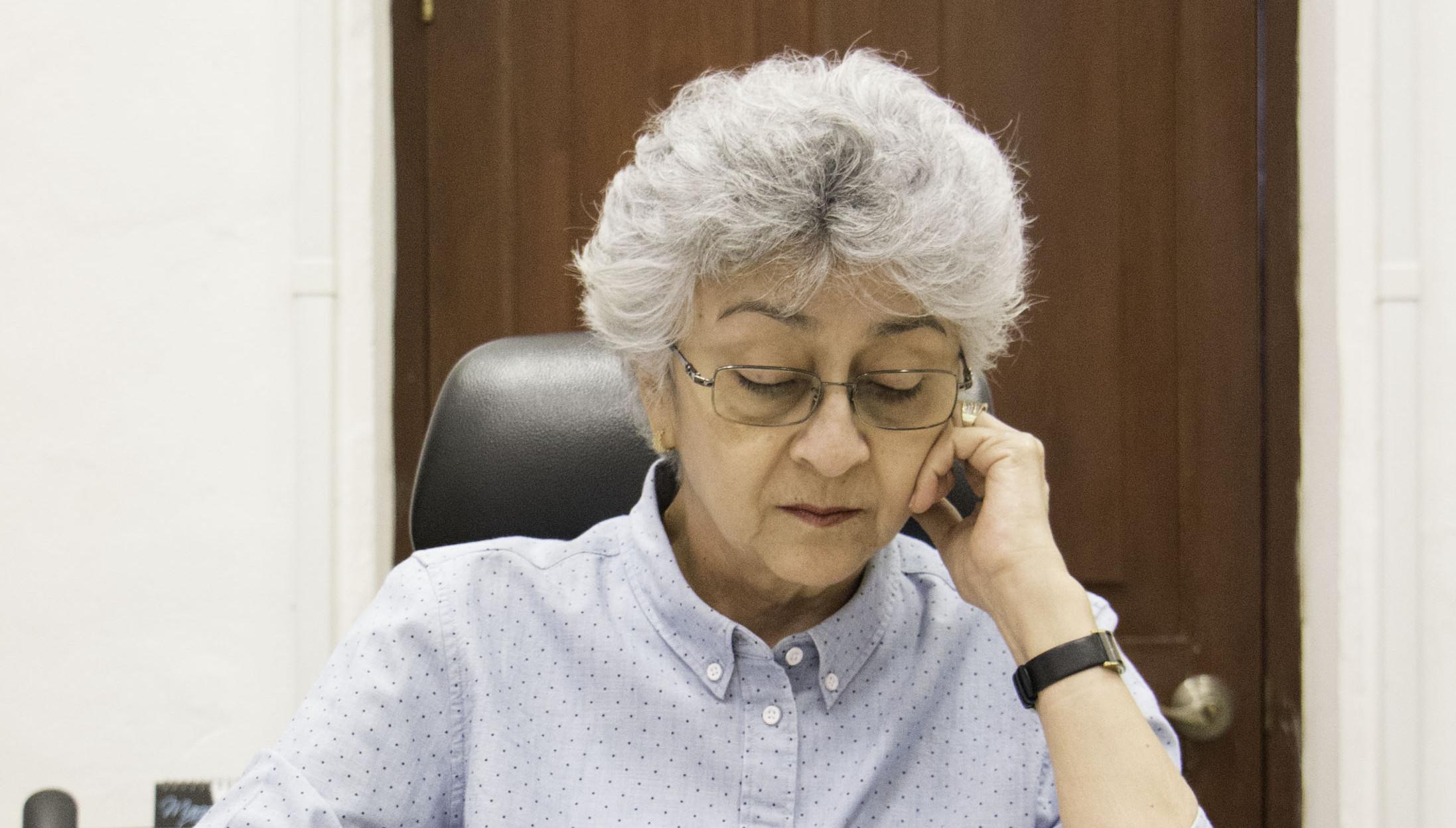 Falleció Directora General de ESAY