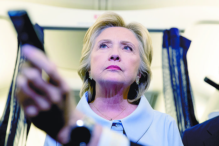 No a Peña Nieto; Hillary Clinton rechaza invitación del Presidente