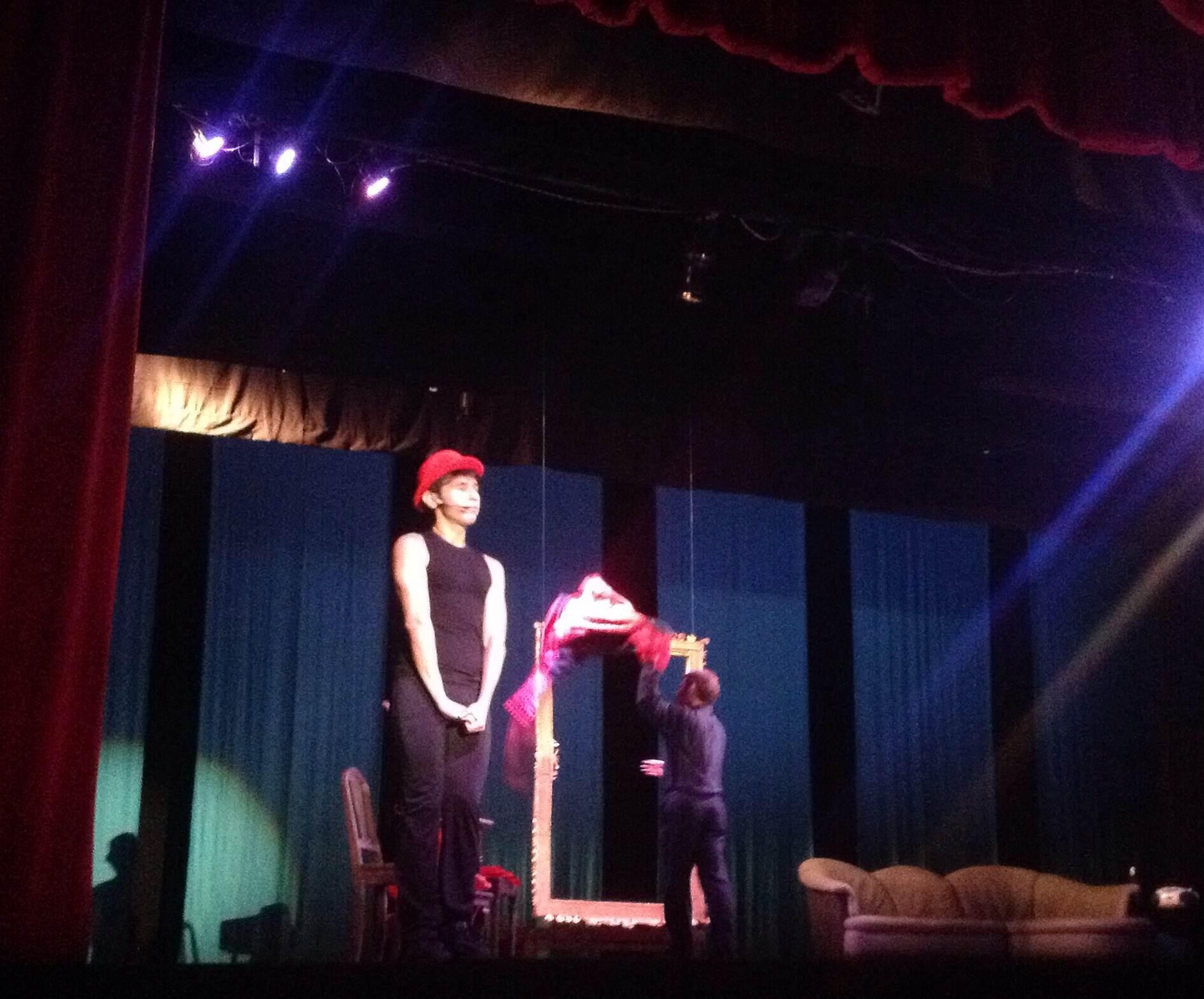 Llevan Broadway al Daniel Ayala