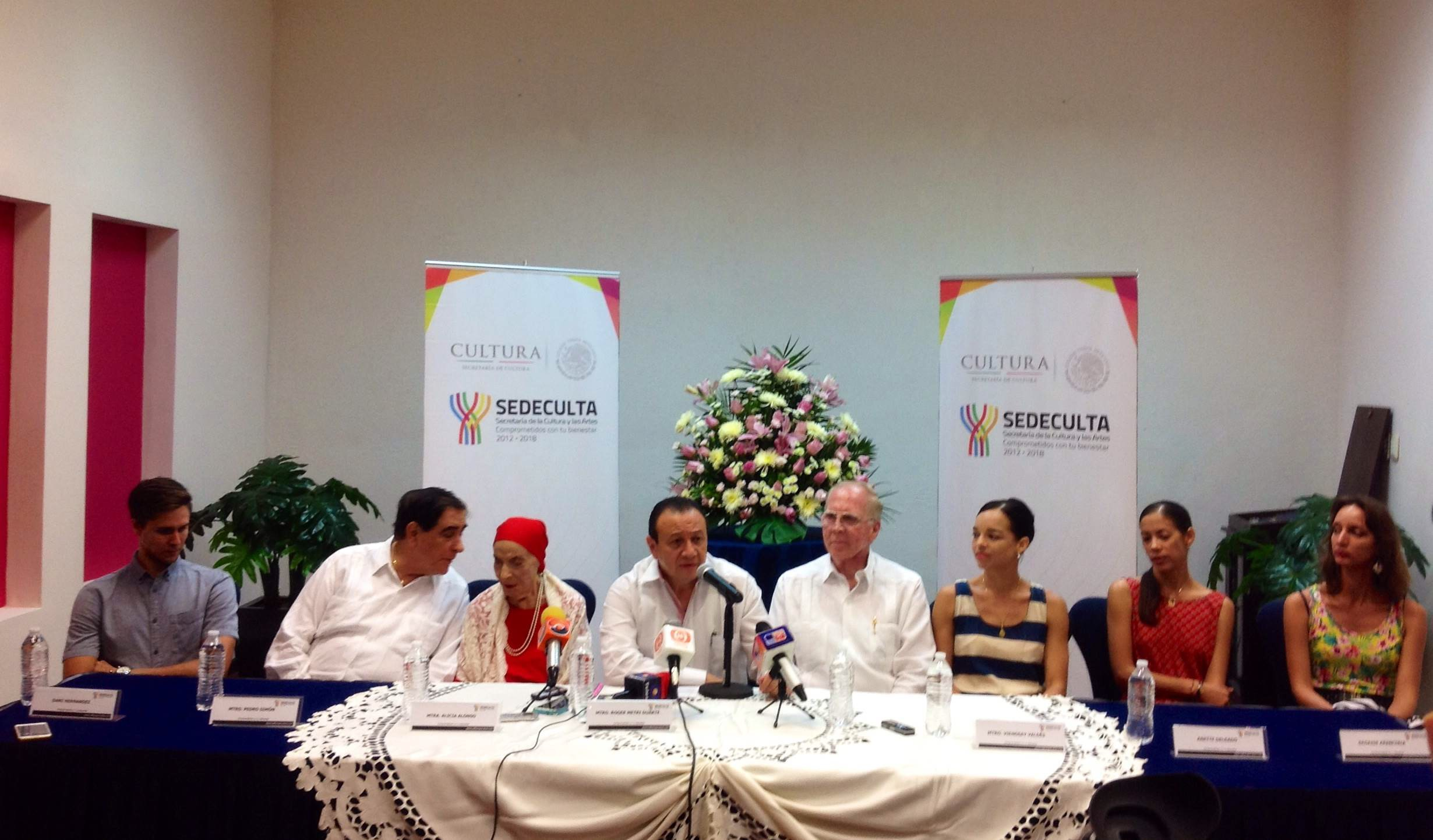 """""""¿A quién no le gusta Mérida?"""": Alicia Alonso"""