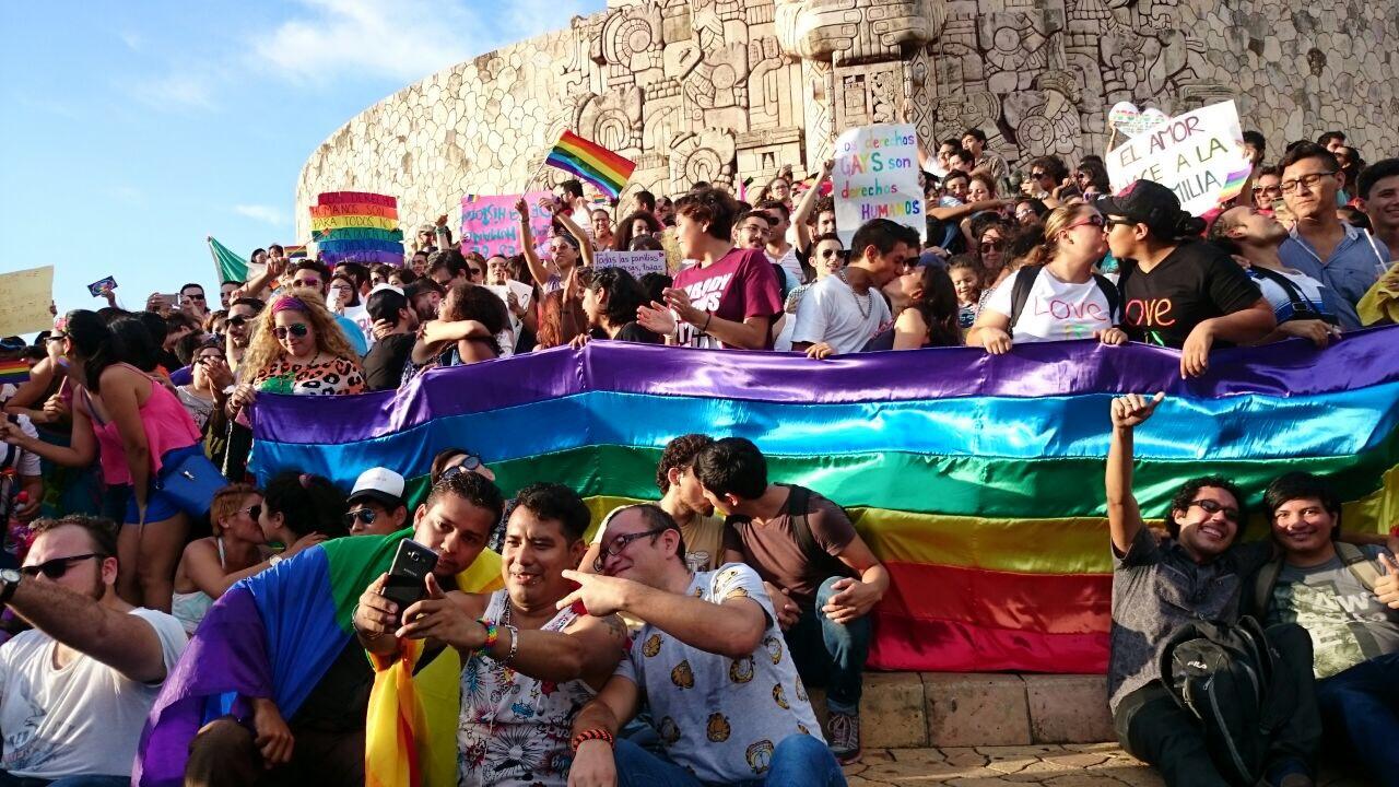 Defiende derechos comunidad LGBTTTI