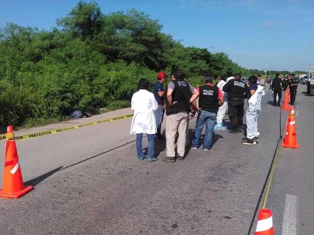 Asesinan a canadiense y arrojan cuerpo en carretera