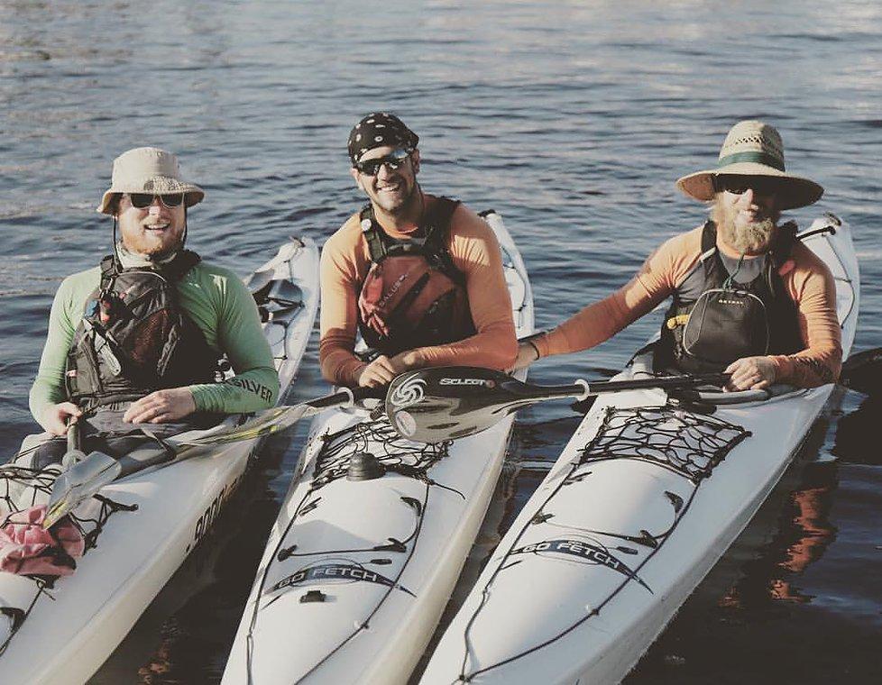 Tras 9 mil kilómetros llegan en kayac a Yucatán