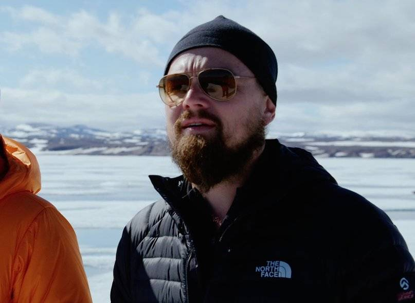 Leonardo DiCaprio lucha contra cambio climático en documental