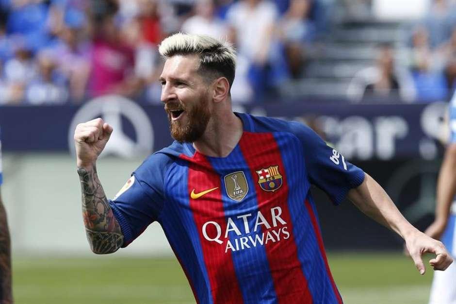 Messi y Suárez acaban con el Leganés