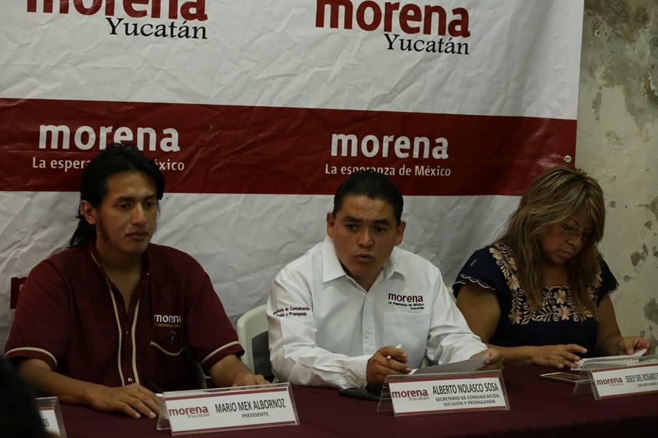 Reprueba Morena tardía reacción de INE en caso de consejera electoral