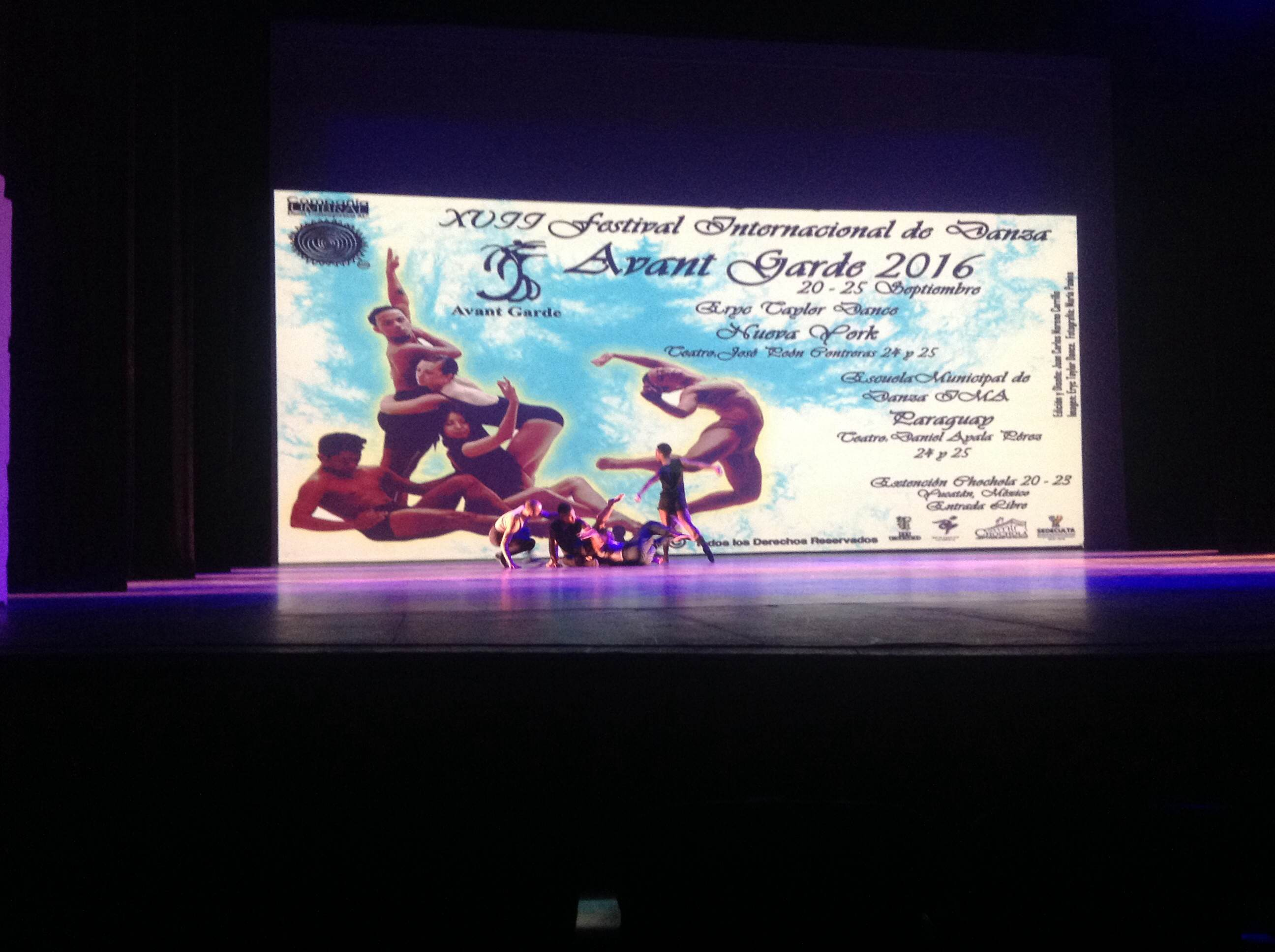Nina Simone y danza en el Peón Contreras