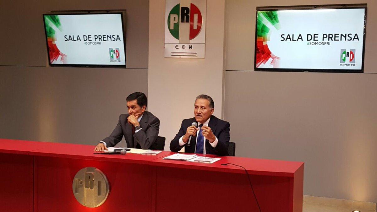 PRI retira derechos partidistas a Javier Duarte