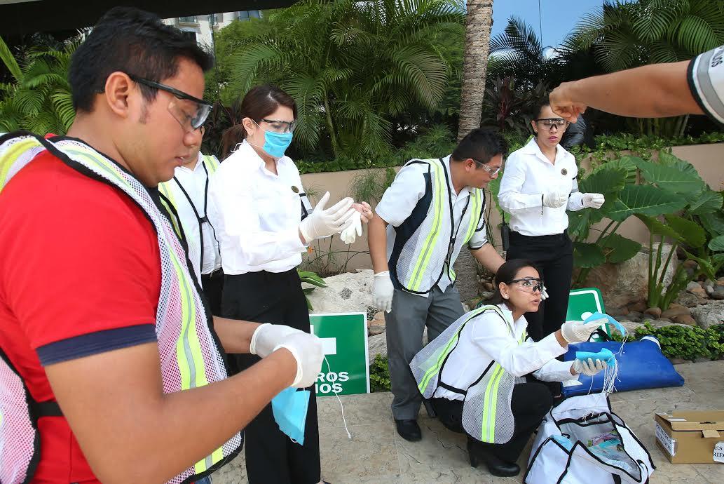 Con 48 simulacros comienza Semana Municipal de Protección Civil