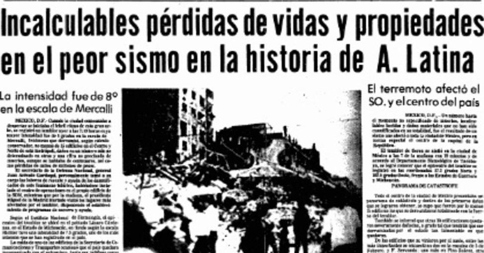 A 31 años del día que cambió a México