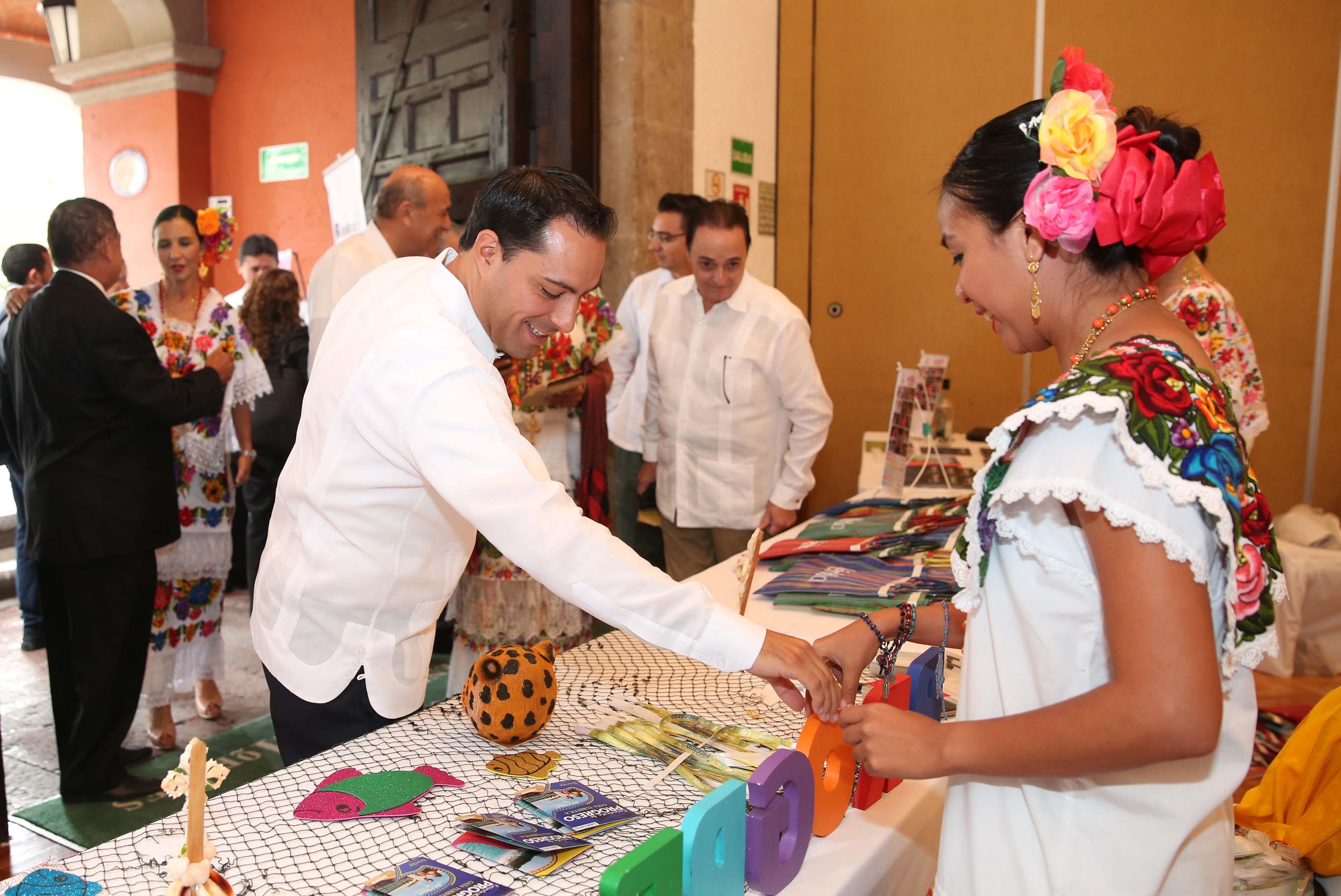 Turisteros yucatecos ofertan a Mérida en Ciudad de México