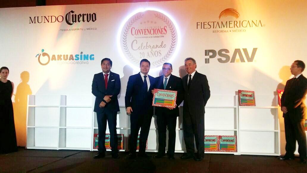 Mérida, Mejor Destino Ciudad para Congresos y Convenciones 2016