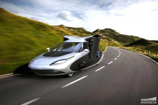 Auto volador sería una realidad antes de los esperado
