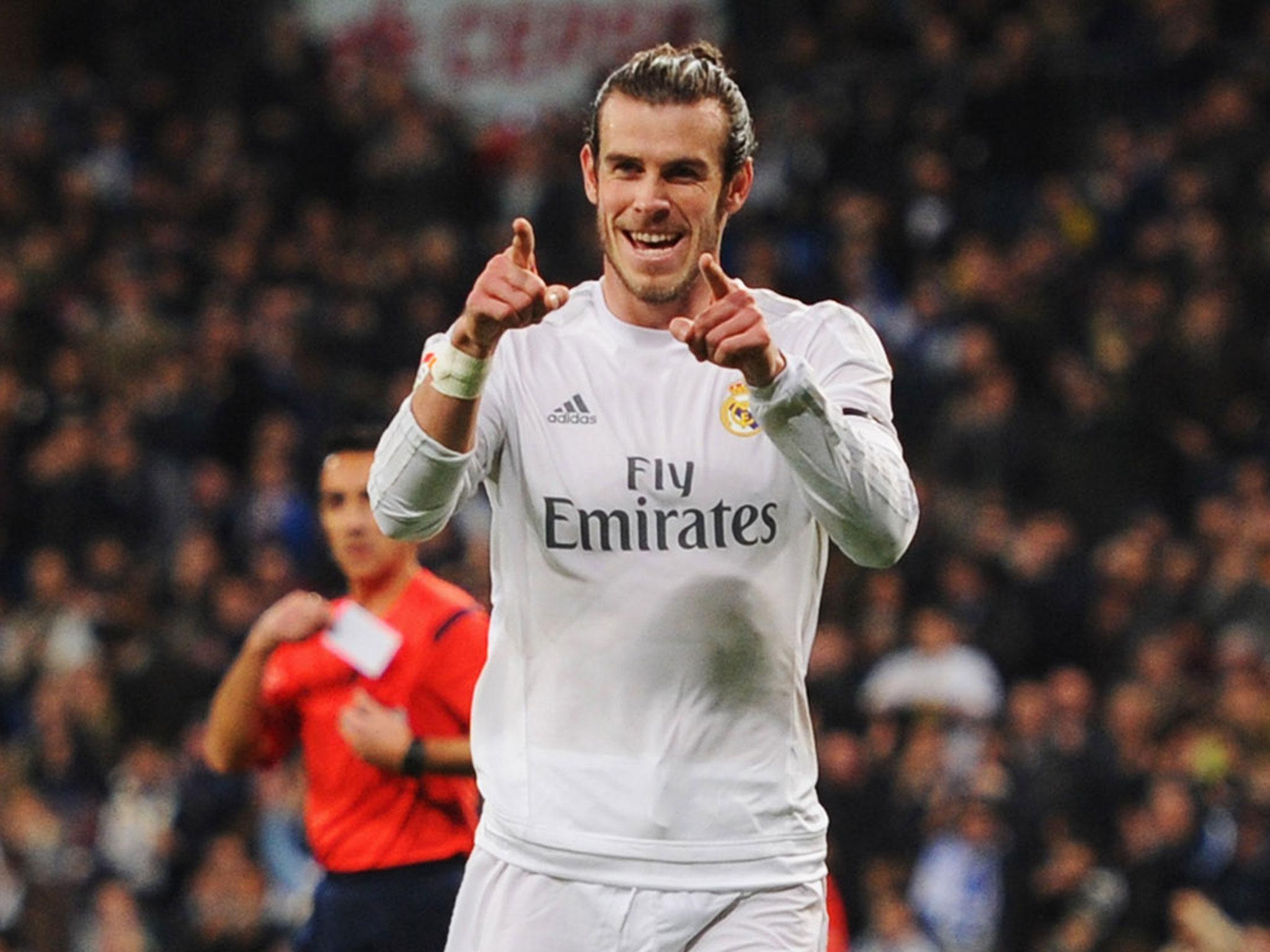 Gareth Bale renueva con Real Madrid hasta 2022