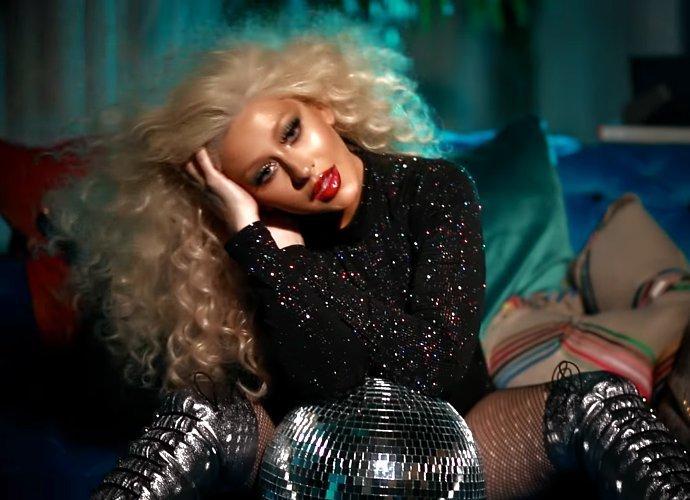 Christina Aguilera estrena su primer video en cuatro años