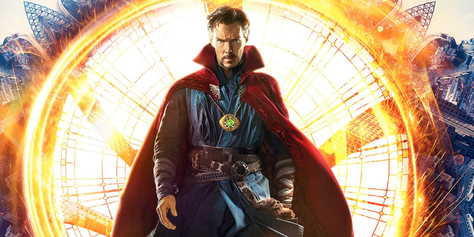 La magia llega a Marvel con 'Doctor Strange'
