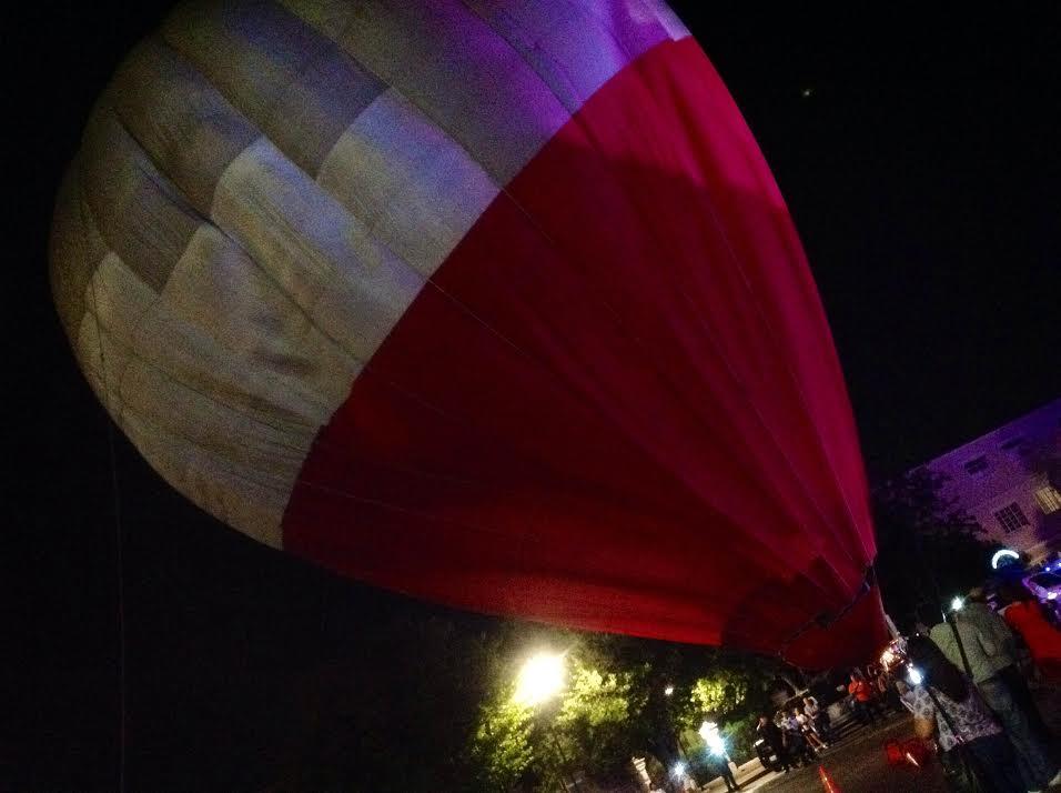 Con globo aerostático buscan impacto social en Yucatán