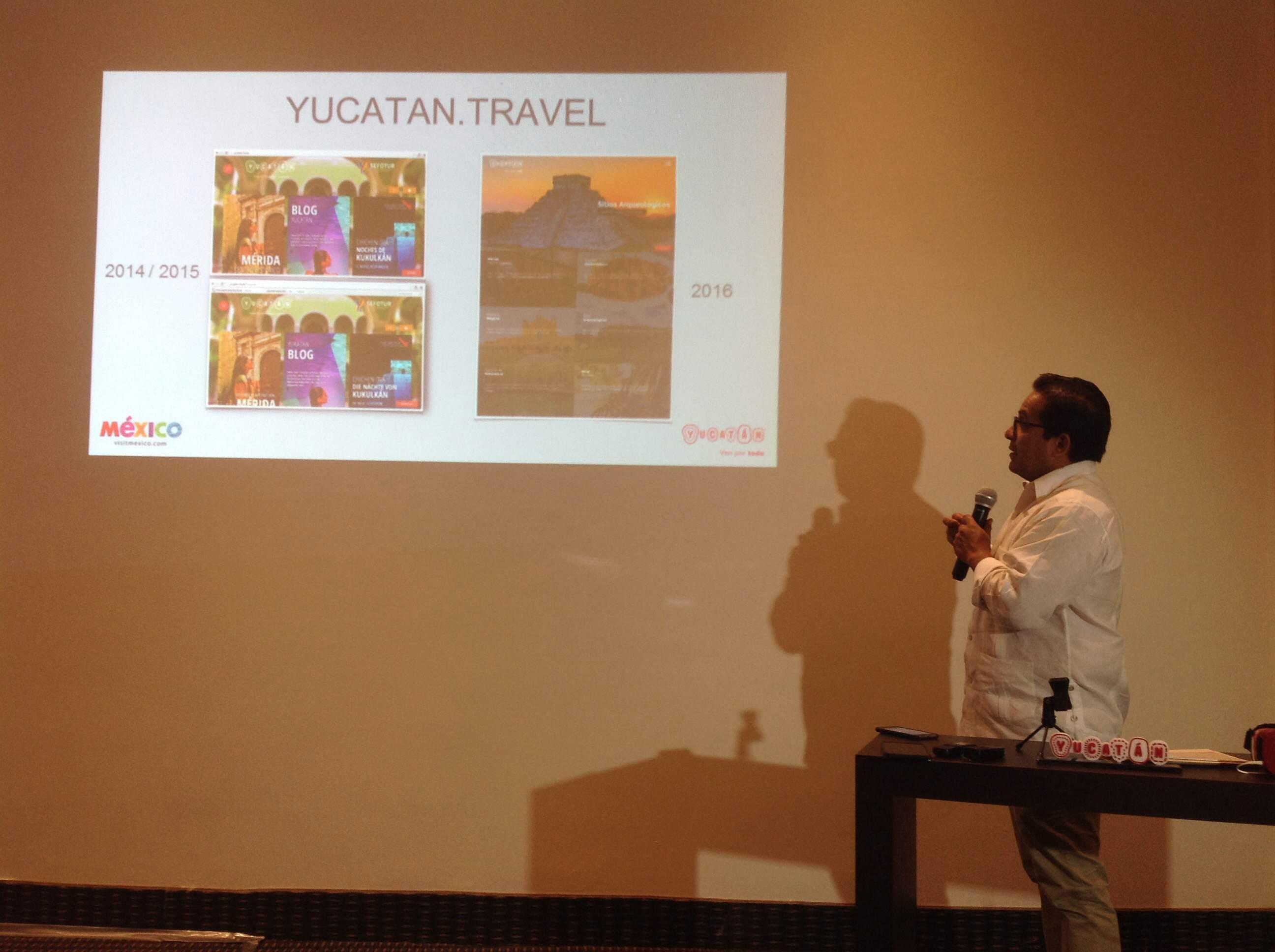 Turismo apuesta por el mundo digital