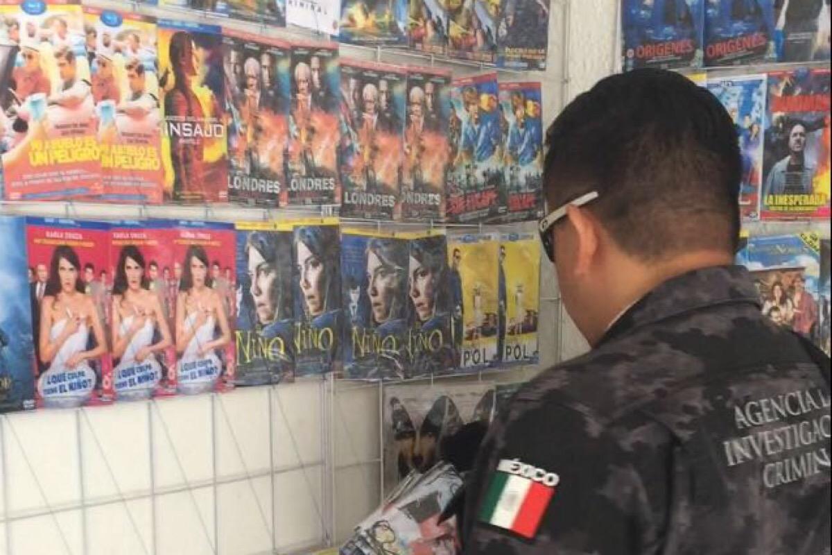 Aseguran 11 mil piezas de material apócrifo en Mérida y Tizimín