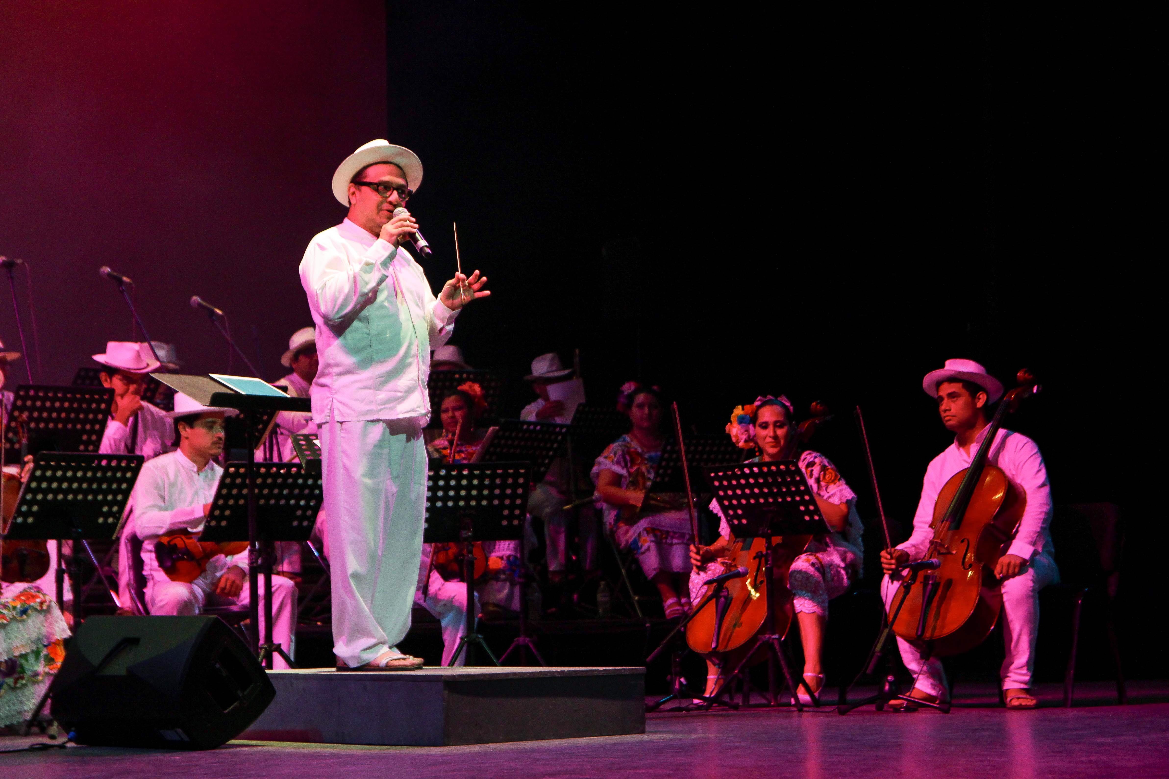 Va por premio nacional Orquesta Típica de Yukapeltén