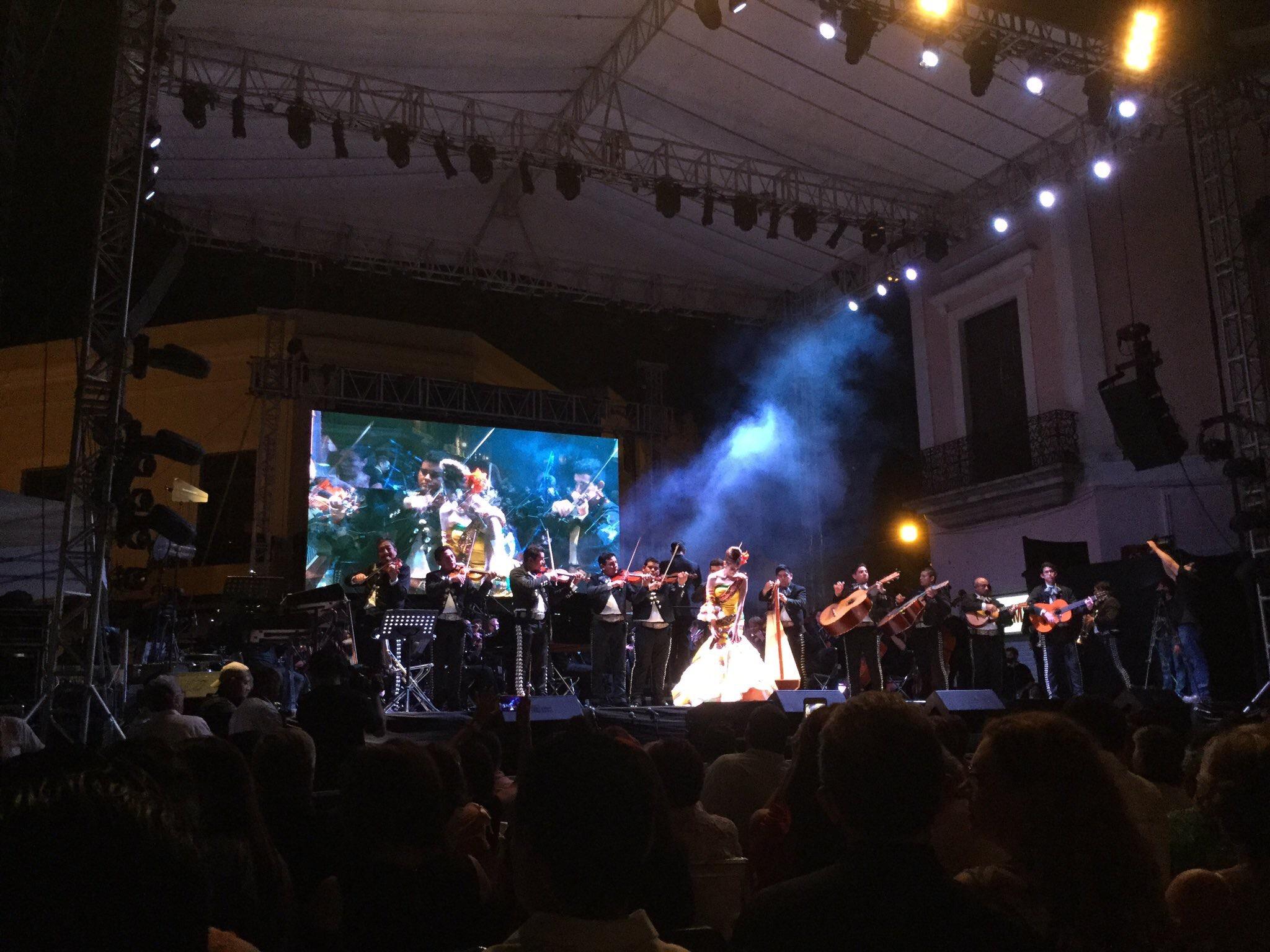 La Ópera Pop inaugura el FICMaya 2016