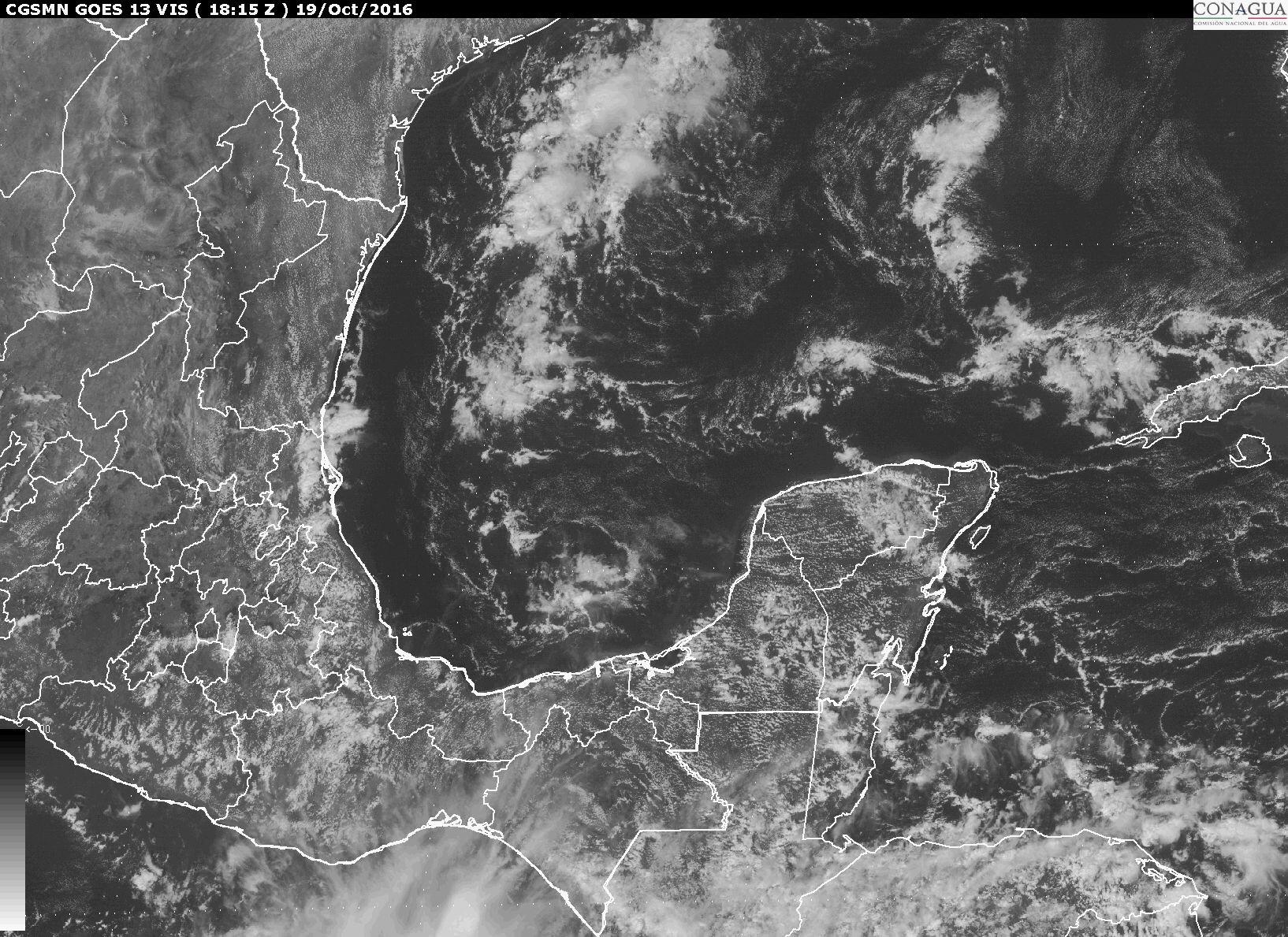 Entrada de Norte a Península de Yucatán, este fin de semana