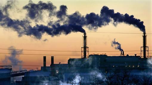 A mayor consumo de energía, más contaminación