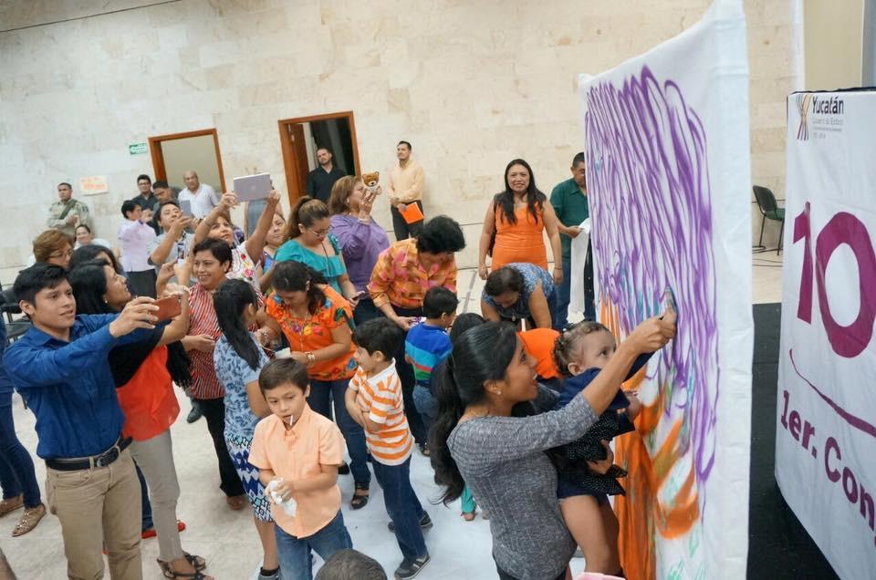 Con Jornada Familiar dicen 'no a la violencia'