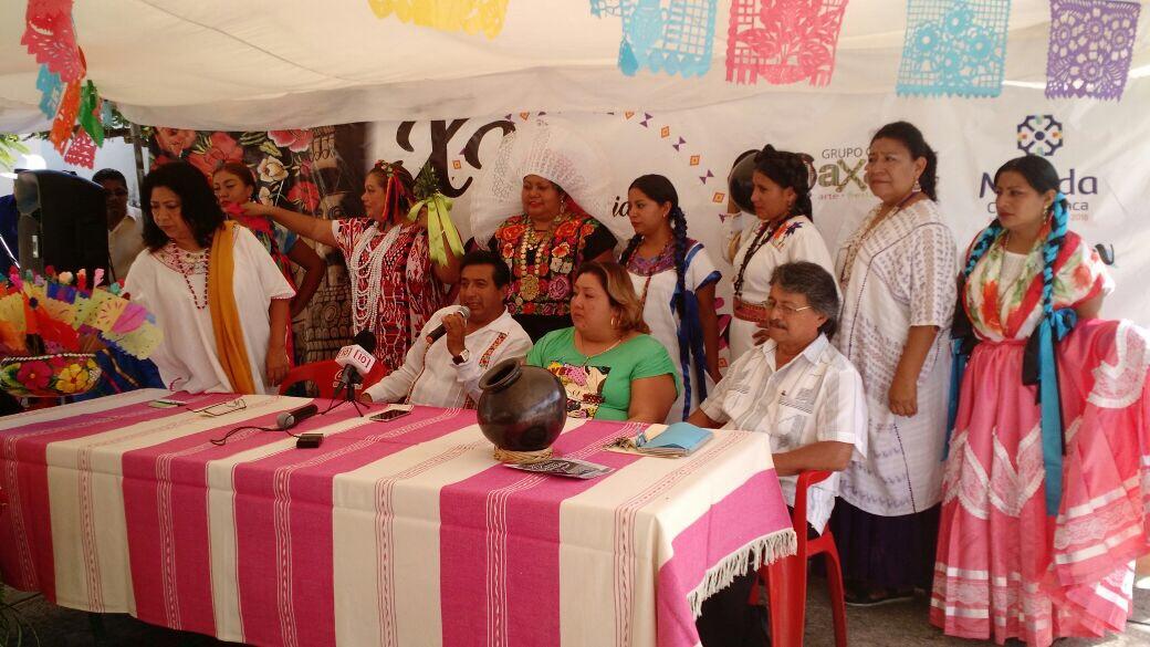 La Guelaguetza en Mérida