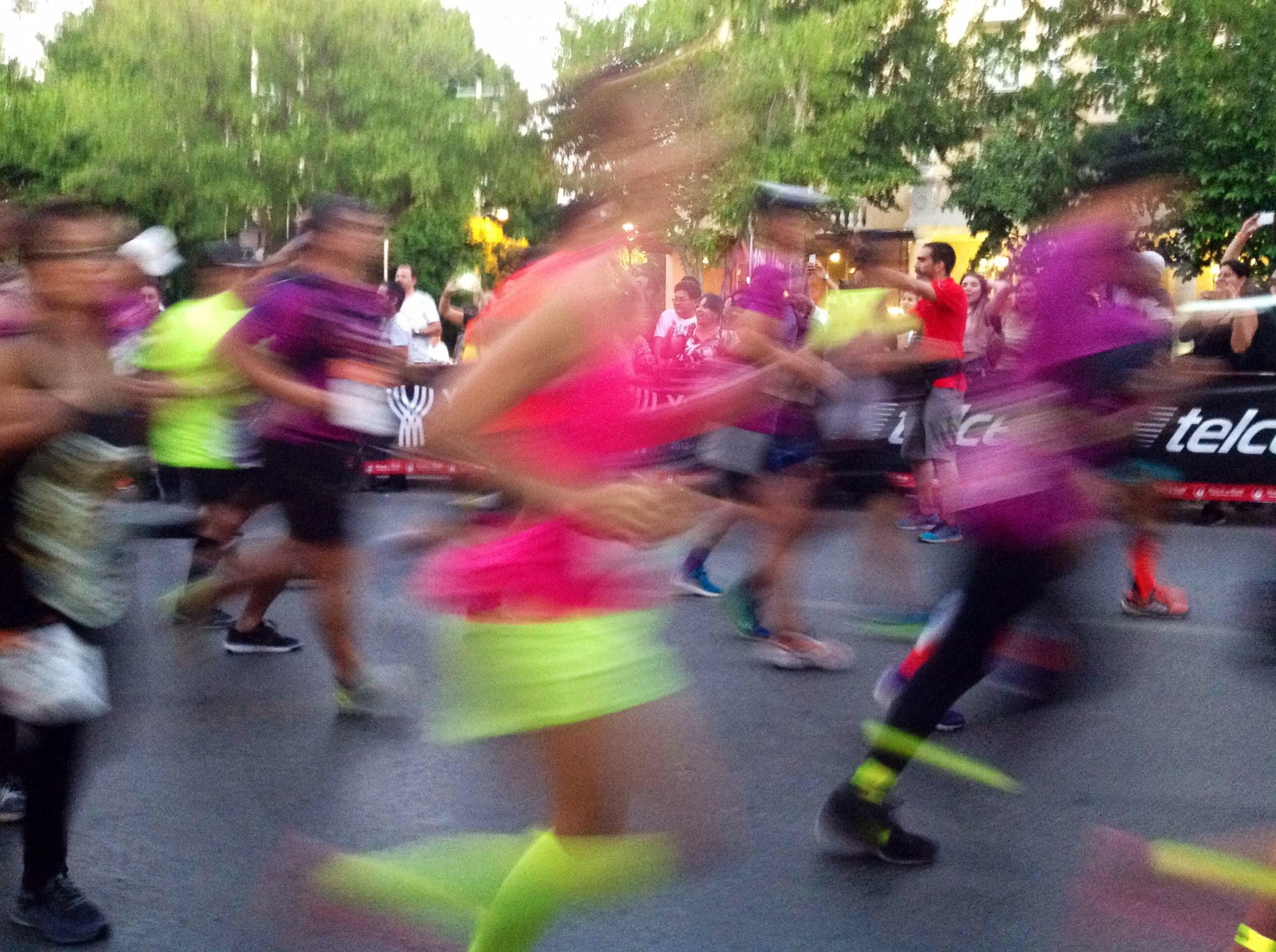 Explosión de música y deporte en Mérida