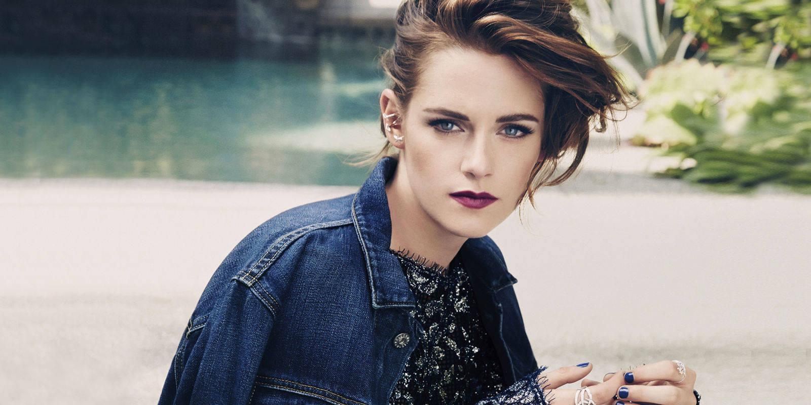 """Kristen Stewart se considera una """"workaholic"""""""